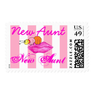 New Aunt Stamps