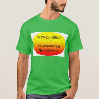 """New AW-lins"" T-shirt"
