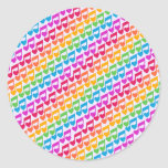 New Awesome Rainbow Notes Sticker