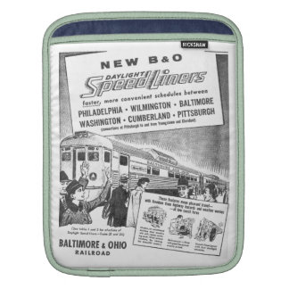 New B O Budd Built Daylight Speedliners Sleeves For iPads