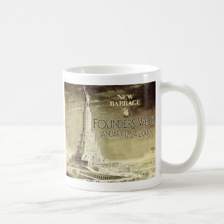 New Babbage Founders Week Mug