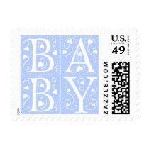 New Baby Announcement Stamps