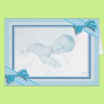 new baby, baby boy congratulations card
