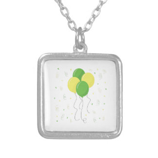 New Baby Balloons Necklace