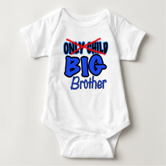 New Baby Big Brother Announcement - Baby Bodysuit