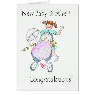 Big Sister Congratulations Cards | Zazzle