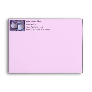 New Baby Envelopes Invitations New Baby Cards