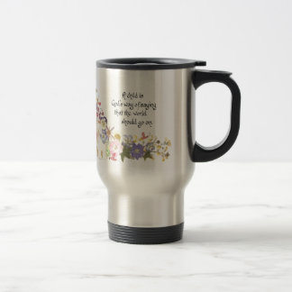 new baby gift travel mug