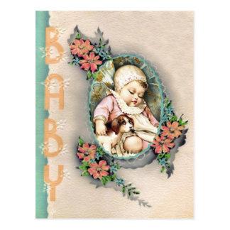 New Baby Postcard