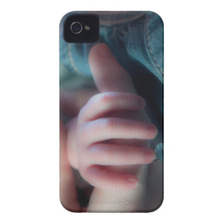New Baby's Hand BlackBerry Bold Case-Mate