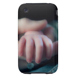 New Baby's Hand iPhon 3G Case-MateTough iPhone 3 Tough Covers