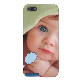 New Baby Your Photo Choo Choo Train iPhone Cover