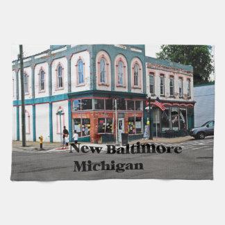 New Baltimore Michigan Towels