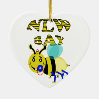 new bay bee ceramic ornament