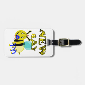 new bay bee luggage tag