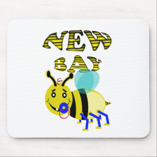 new bay bee mouse pad