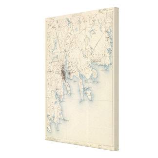 New Bedford, Massachusetts Canvas Print