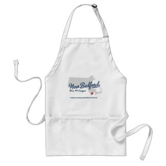 New Bedford Over 40 League Adult Apron