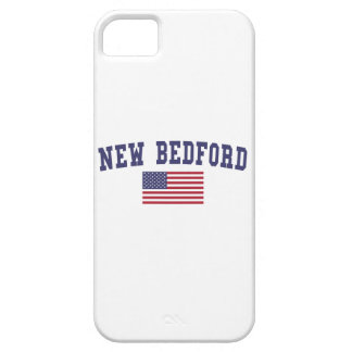New Bedford US Flag iPhone SE/5/5s Case
