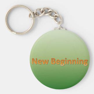 new beginning keychain