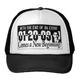 New Beginning Obama 2009 Gear Trucker Hat