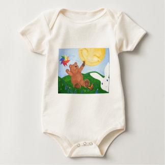 New beginnings baby bodysuit