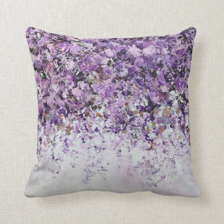 New Beginnings Floral Cushion