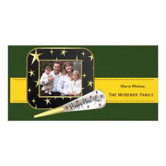 New Beginnings (Green) Photo Card