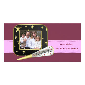 New Beginnings (Violet) Card