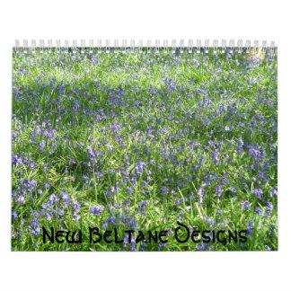 New Beltane Designs Calendar
