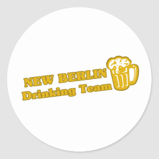 New Berlin Drinking Team tee shirts Stickers