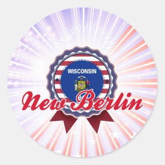 New Berlin, WI Stickers