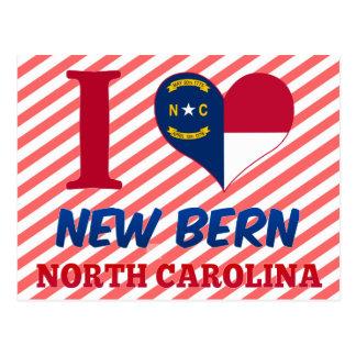 New Bern, North Carolina Postcard