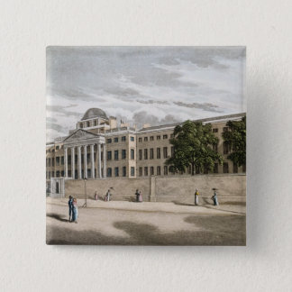 New Bethlem Hospital, St. George's Fields Pinback Button