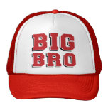 New BIG BRO Mesh Hats