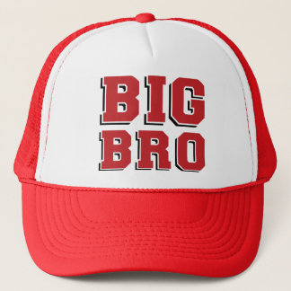 New BIG BRO Trucker Hat