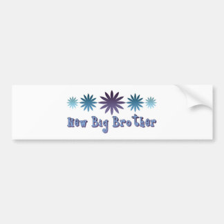 New Big Brother Bumper Sticker