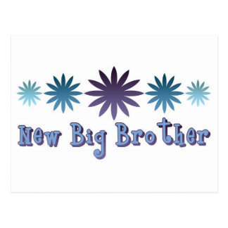 New Big Brother Postcard