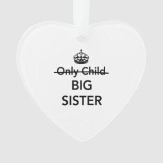 New Big Sister Ornament
