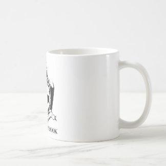 """""NEW"""" Black Logo Design Coffee Mug"
