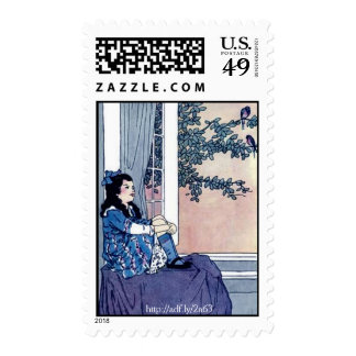 New Bonnet Postage Stamps