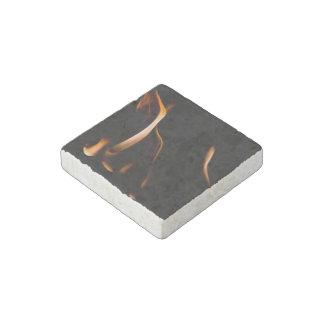 New Born Fire Stone Magnet