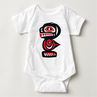 NEW BORN SPIRIT BABY BODYSUIT