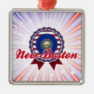 New Boston, NH Ornament