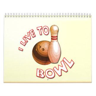 New Bowling Calendar