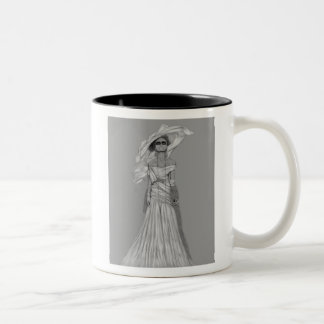 New Bride Two-Tone Coffee Mug