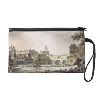 New Bridge, from 'Bath Illustrated by a Series of Wristlet Purse