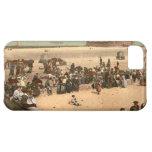 New Brighton Beach, Liverpool, Merseyside, England Case For iPhone 5C