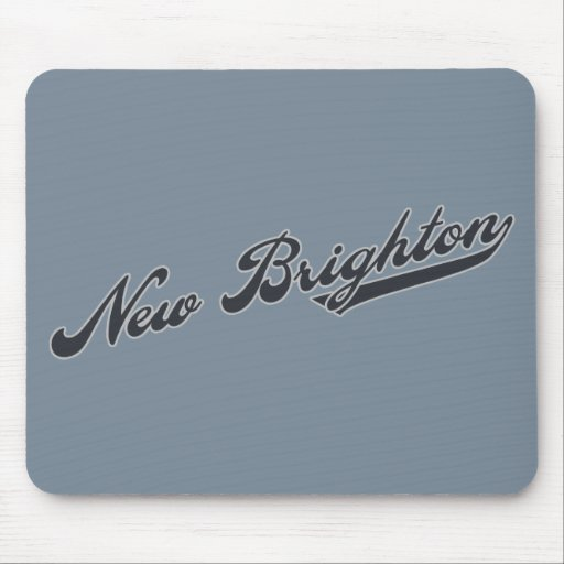 New Brighton Mouse Pad