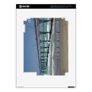 New Brighton Pier, Christchurch iPad 3 Skin